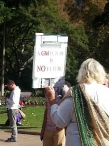 GM is NO Future - @AussieActivist
