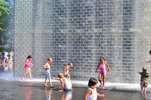 Crown Fountain