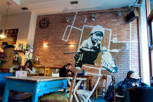 Koh Tao Cafe San Sebatsian