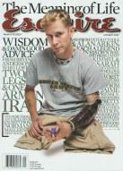 Bryan Anderson Esquire Magazine Cover