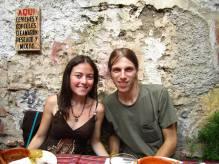 Lauren and I - Guatemala - August 2013