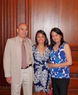 AChua_Neurology Residency Graduation