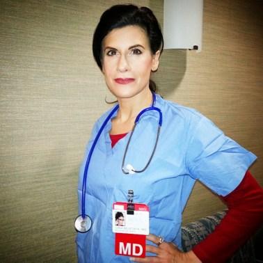 Boston Medical Center-BMC-Industrial-Film-Lynn Julian-Boston-Actress-Doctor-Surgeon-Nurse 8