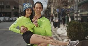 Runners World_DEAR WORLD_Photo Shoot_2014_Boston Marathon_Survivor_Shirt_Boston Strong_4.15.13