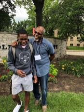 Bradley University_Sellars and Daddy Sellars 2