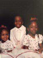 Sel and Siblings 2003