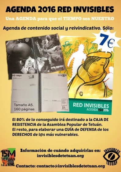 Cartel Agenda Invisibles2016 11
