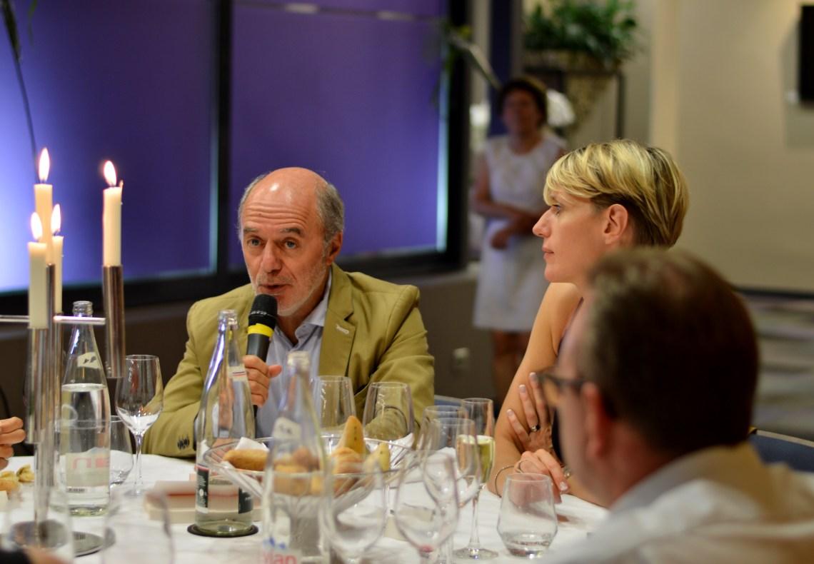 Diner littéraire Sofitel Strasbourg