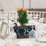 Diy Wedding Collecting Vintage License Plates For Table Numbers Invisibly Imperfect