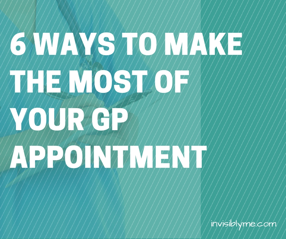 Make It Count : 6 Tips For Your Next GP Appointment