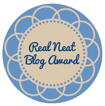 [ Real Neat Blog Award ]