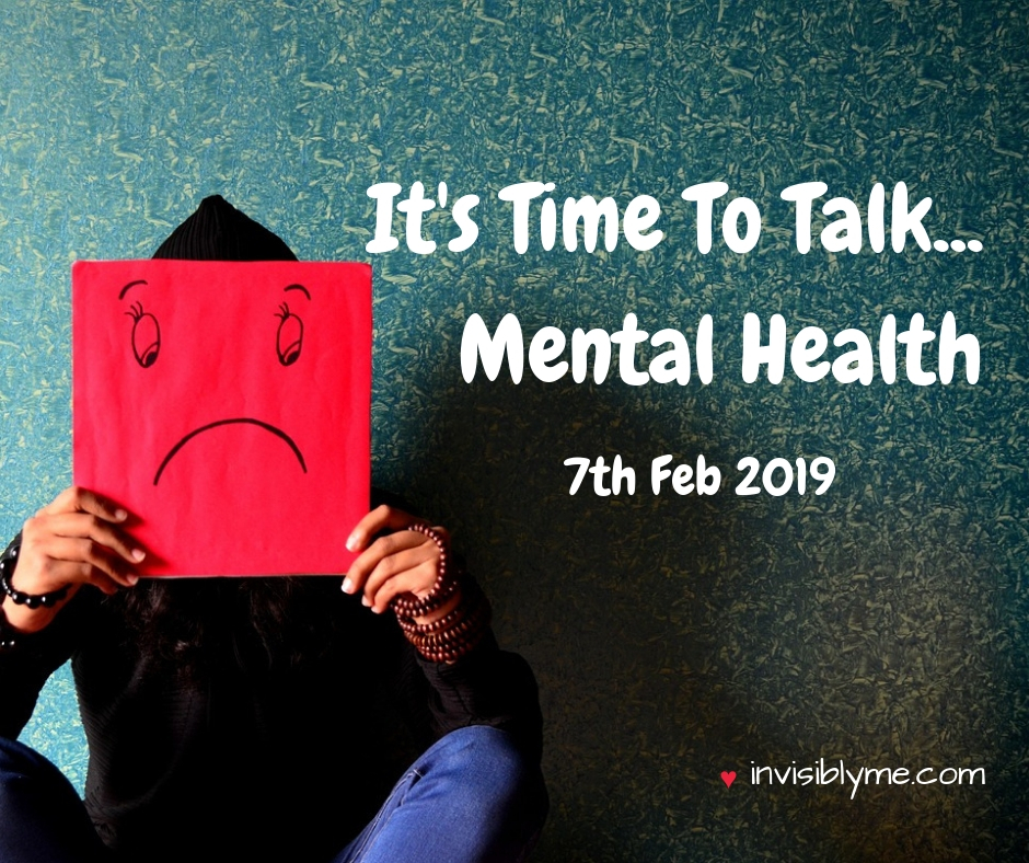 Why Talking Mental Health Is Important & My Experience
