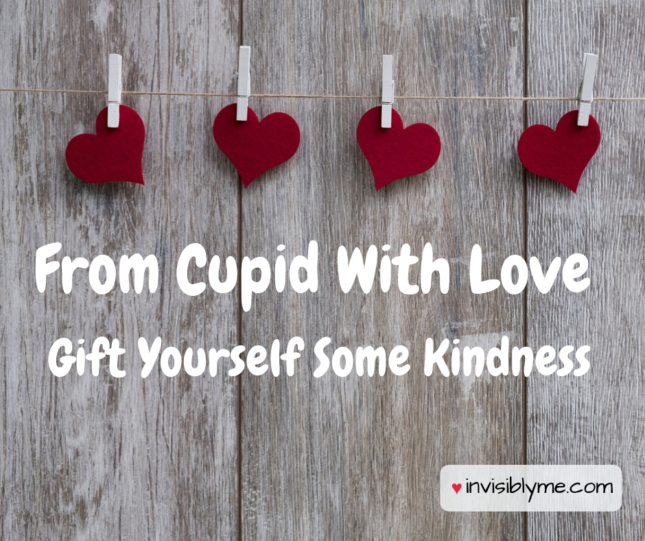 From Cupid With Love : The Gift of Self-Care This Valentine's