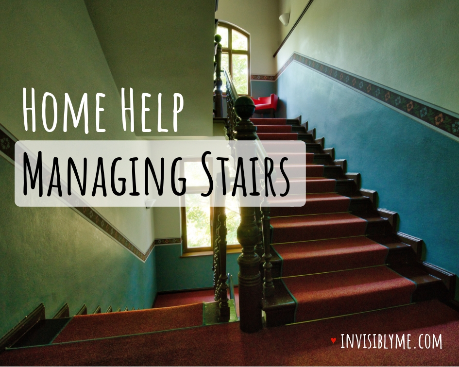 Home Help : Managing Stairs