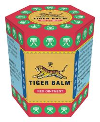 Image of Tiger Balm, with a clickable link to Amazon.