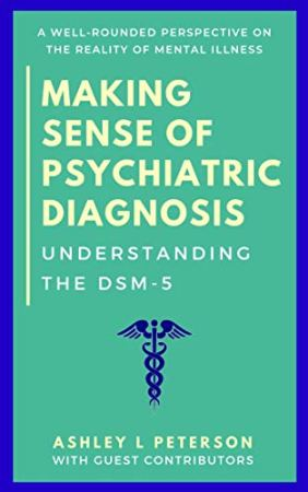 The cover image for the book Making Sense of Psychiatric Diagnosis.