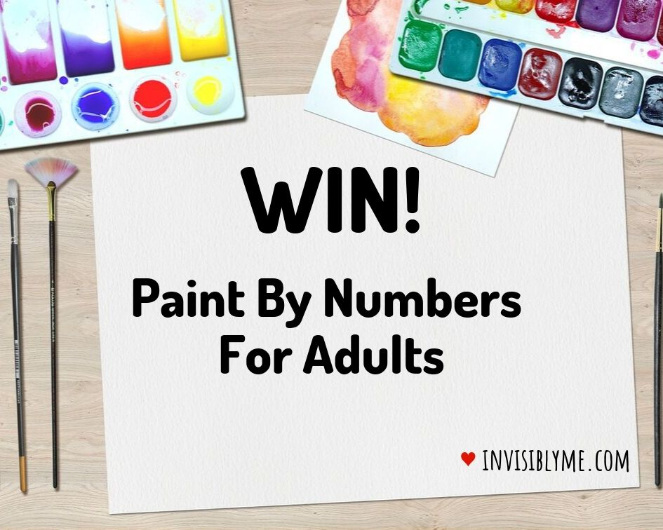 Giveaway Time! Win A Winnie's Picks Paint By Numbers