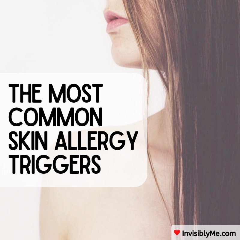 The Most Common Triggers Of Skin Allergies
