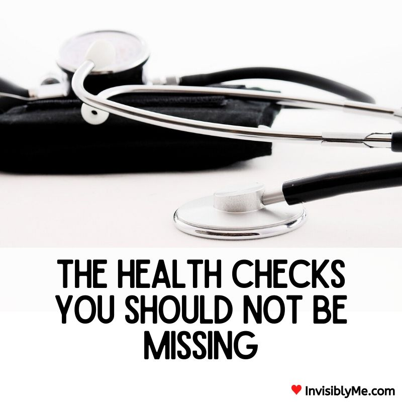 The Health Checks You Should Not Be Missing