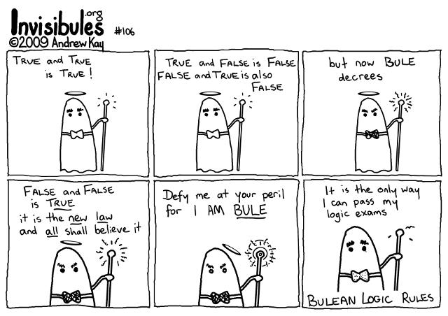 #106 Rule Of Bule