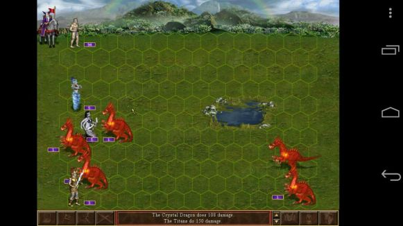 Heroes Of Might And Magic III (Android) - 04