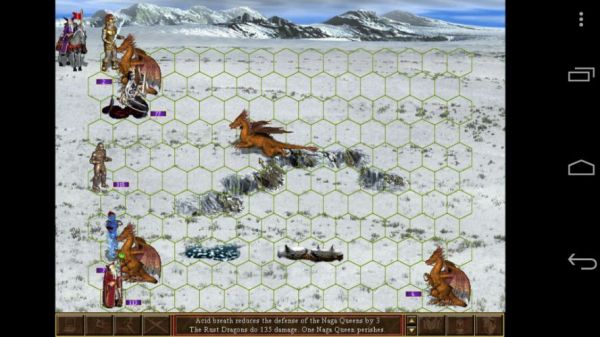 Heroes Of Might And Magic III (Android) - 06