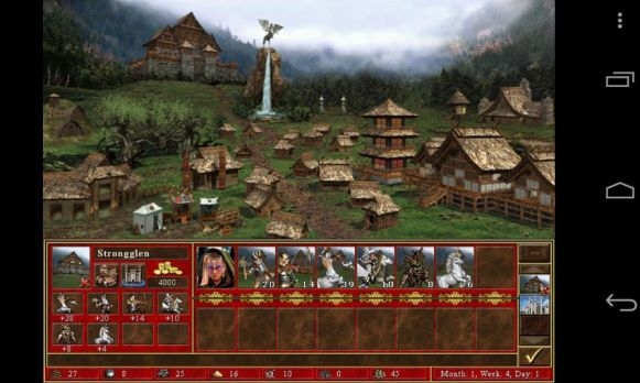 Heroes Of Might And Magic III (Android) - 09