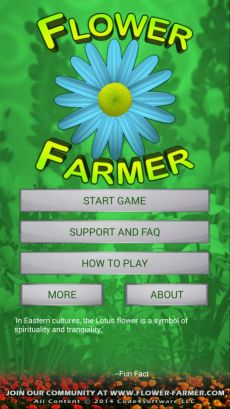 Flower Farmer (Android) - 01