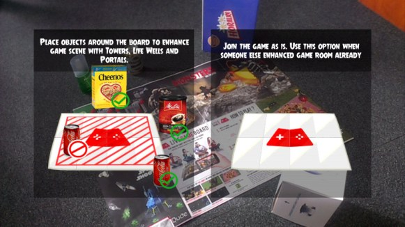 Monsters Multi-Player AR (Live Game Board) - 09