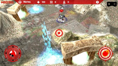 Monsters Multi-Player AR (Live Game Board) - 13
