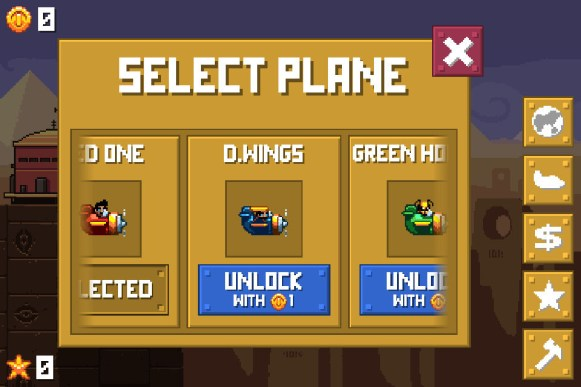 Retro Wings (Android) - 10