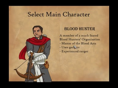 Character selection 4