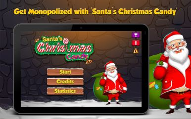 Santa's Christmas Candy (Android) - 01