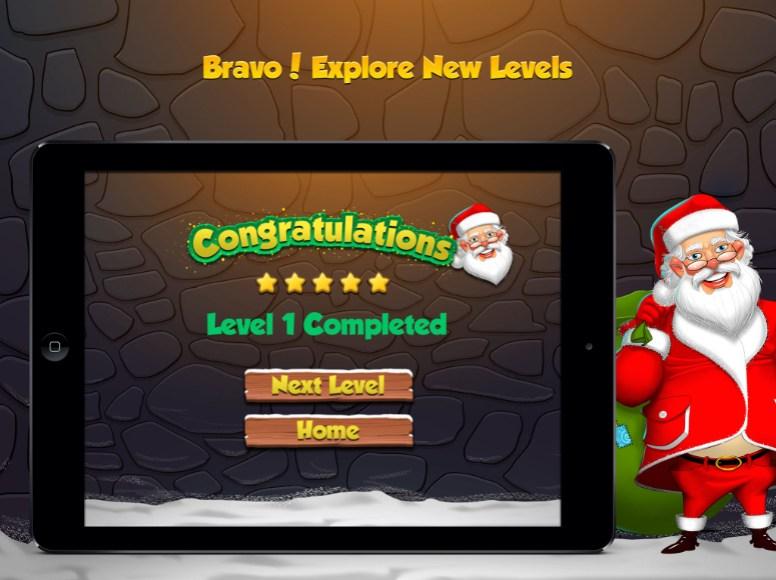 Santa's Christmas Candy (iOS) - 05