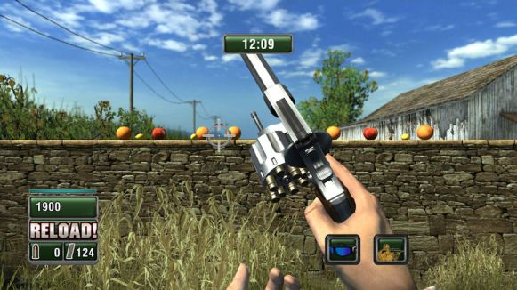 Pistol Plinking