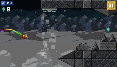 Retro Wings (iOS & Android) - 01