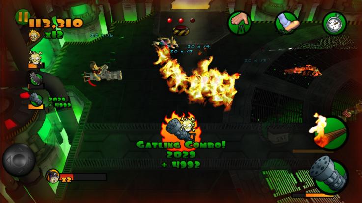 Burn Zombie Burn - 08