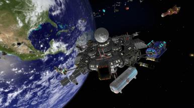 Habitat Update V0.6 - Screenshot 1 (Mar 2015)