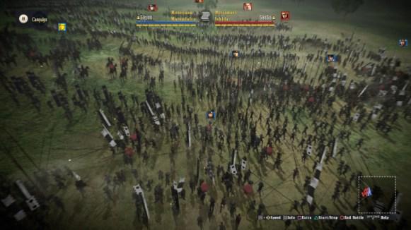 Battle(Top View)