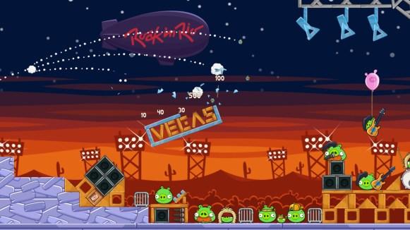 Rock in Rio_Angry Birds Friends screenshot _2