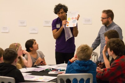 Event: BAFTA YGD workshop in Glasgow in association with Coderdojo Scotland Date: Saturday 25 April 2015 Venue: Glasgow Science Centre