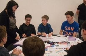 Event: BAFTA YGD workshop in Glasgow in association with Coderdojo ScotlandDate: Saturday 25 April 2015Venue: Glasgow Science Centre