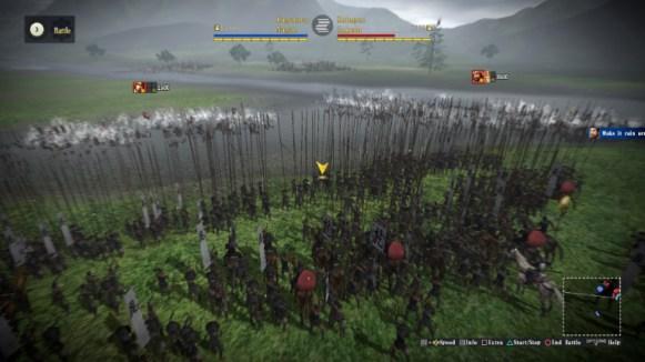 Skirmish Foggy