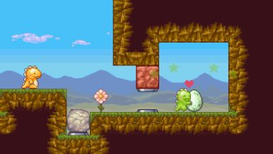 DinoFour (Android) - 01