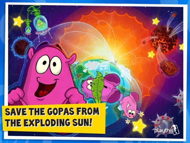 Super Gopa Dash (iOS) - 01