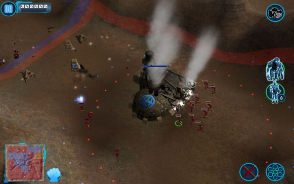 Z Steel Soldiers (Android) - 04