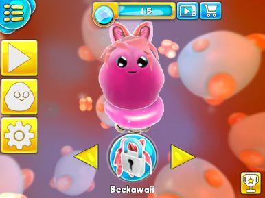 Blobsy (iOS & Android) - 02