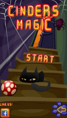 Cinders Magic (iOS) - 01