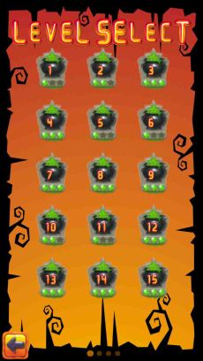 Cinders Magic (iOS) - 02