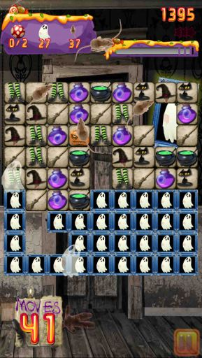 Cinders Magic (iOS) - 07